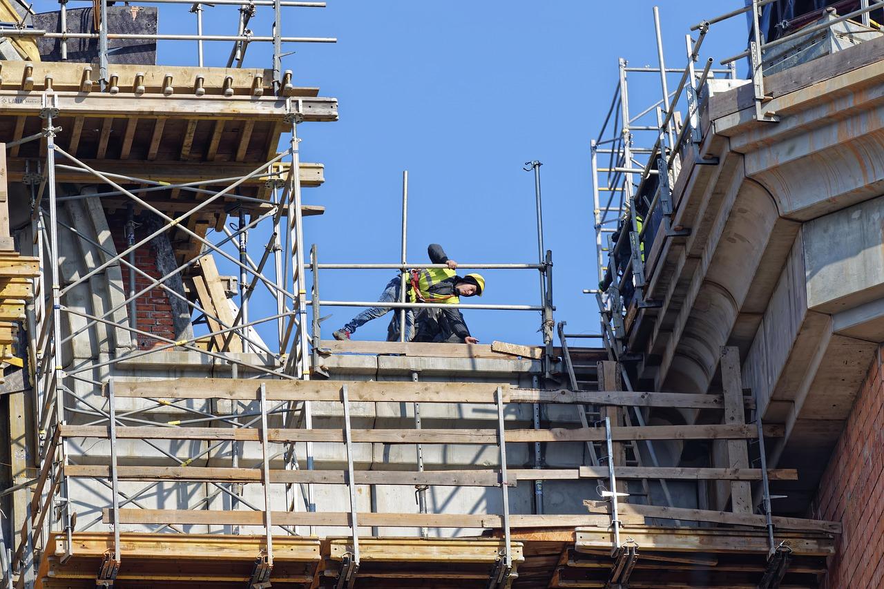 מבנה בבנייה